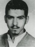 شهید حسین سعدآبادی فراهانی