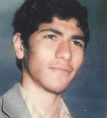 شهید محمدرضا ساسانی کلور