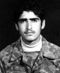 شهید غلام حسین کیاشمشکی