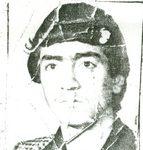 شهید سیدرضا طاهری قاهانی
