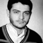 شهید کامیارحسین علی طوافی