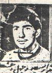 شهید منصور حاجی کاظم اصفهانی