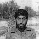 شهید علی رضا گرگ پور