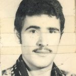 شهید اسداله احمدی