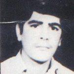 شهید اکبر حاجی طاهری نژادطسوج