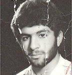 شهید احمد حسین علی پورحرفه گر