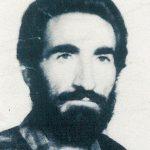 شهید عین علی علی زاده