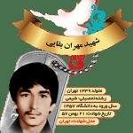 شهید مهران بقائی