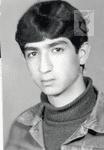 شهید جواد تقی زادگان